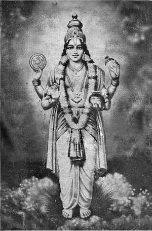 Lord of Ayurveda,Dhanvantari
